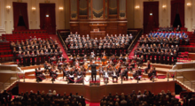 interior sala Concertgebouw