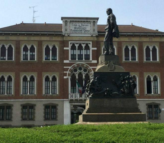 Residencia Casa Verdi Músicos