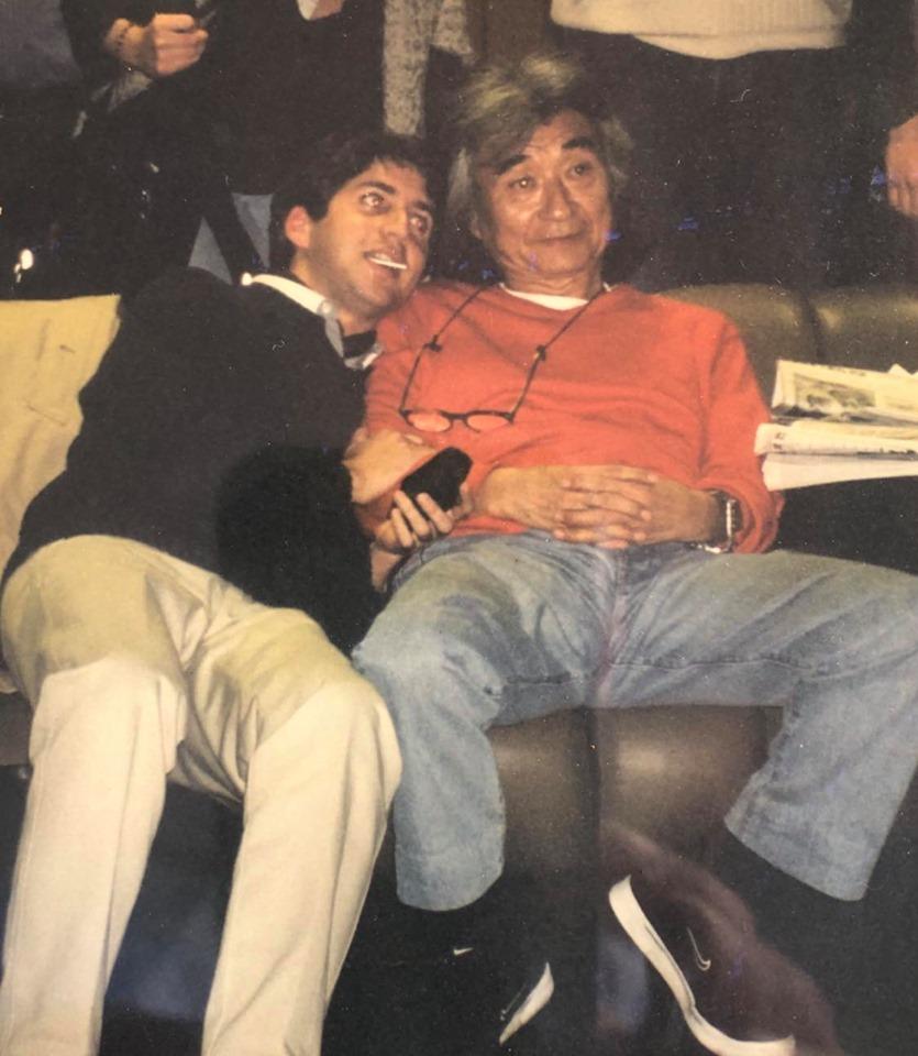 Seiji y Lucas